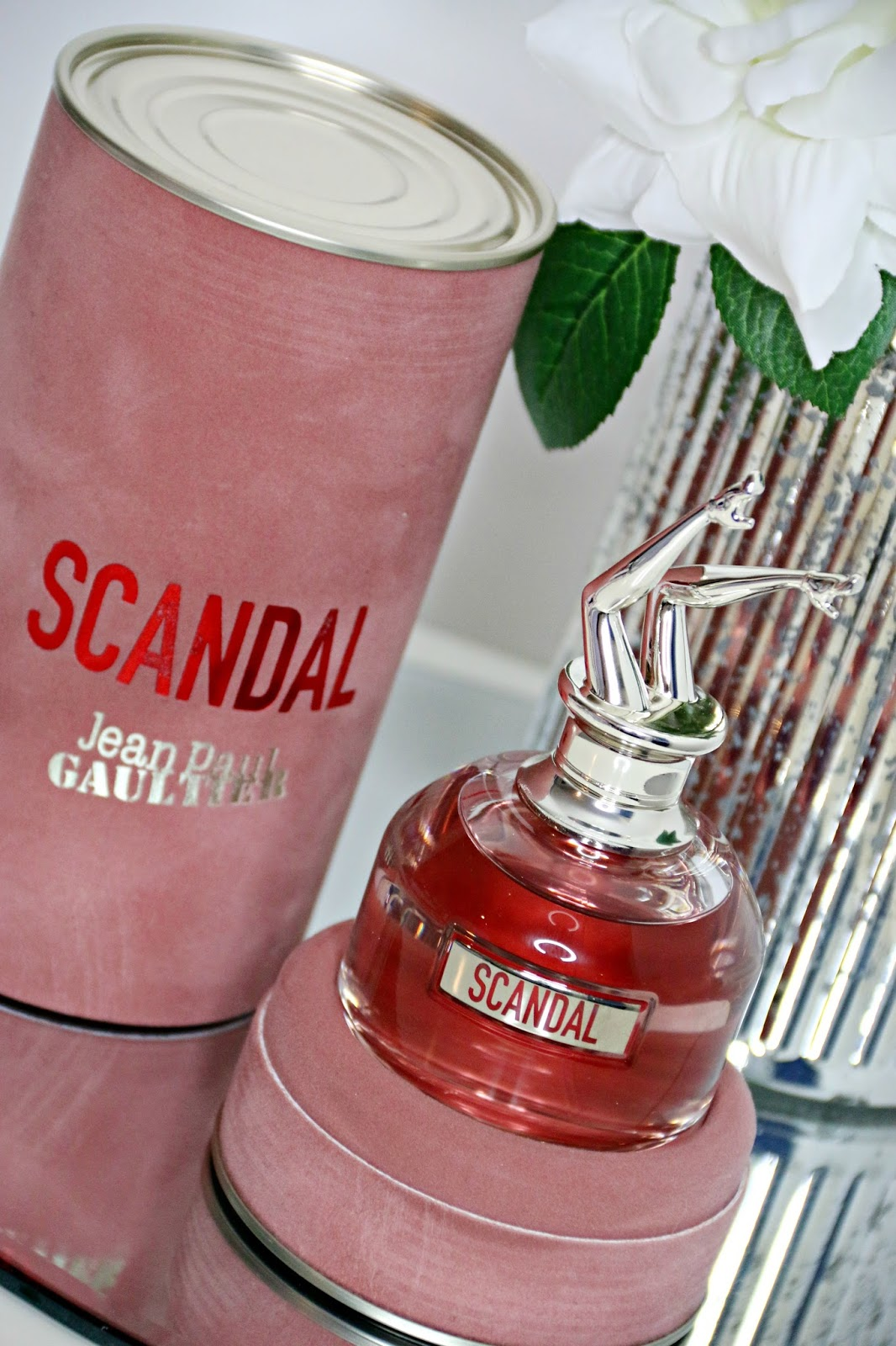 Jean Paul Gaultier Scandal Perfume Review