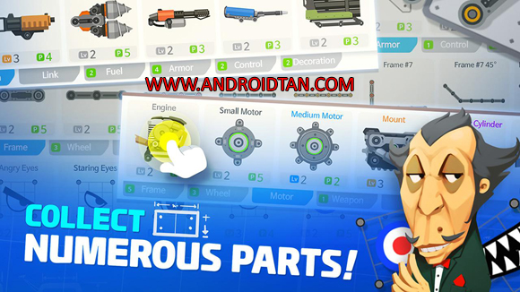 Super Tank Rumble Apk Latest Version 2017