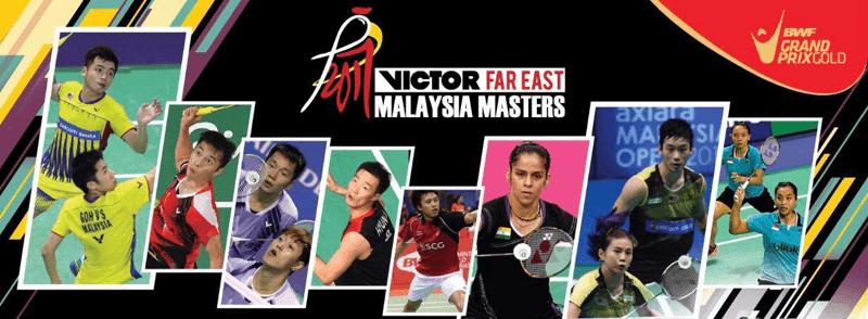 Badminton Malaysia Masters 2017