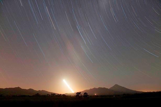Star Trails 13