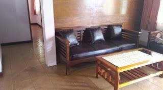 Ruangan Utama Untuk Santai Dan Menonton Tv