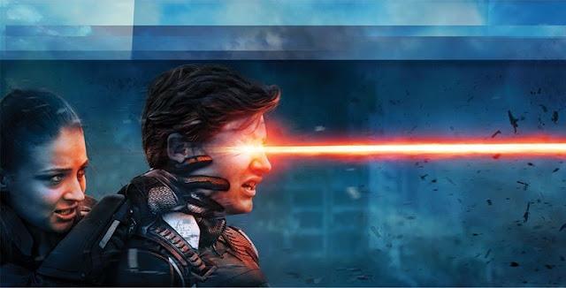 """Ciclope descobre seu poder em vídeo estendido de """"X-Men: Apocalipse"""""""