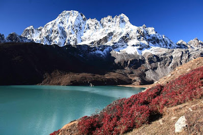 tilicho lake nepal