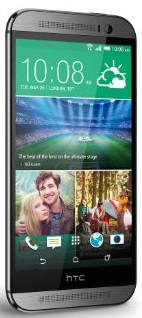 Cara Reset HTC One M8 Lupa pola & Password