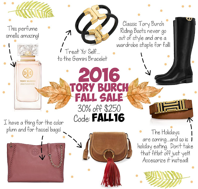 2016 Tory Burch Fall Sale
