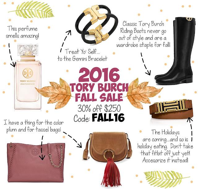 2016 Tory Burch Fall Sale