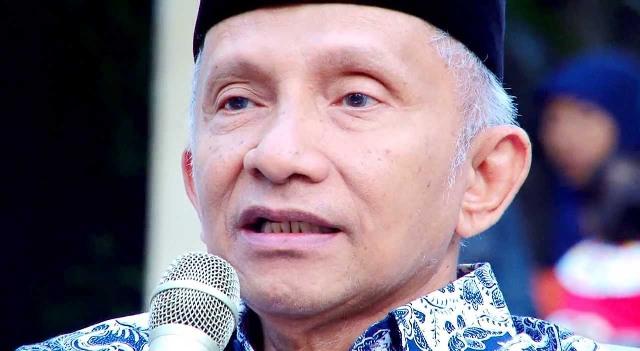 "Surat Terbuka Amien Rais untuk Jokowi: ""Bung Jokowi, Jangan Terlambat!"""