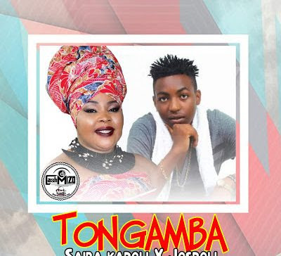 AUDIO | Saida Karoli X Josroli - Tongamba Mp3 |  Download
