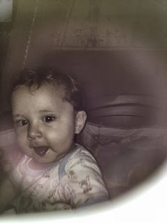 Hijo Fabian en una bella foto