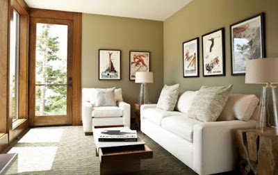 gambar dekorasi ruang tamu minimalis terbaru