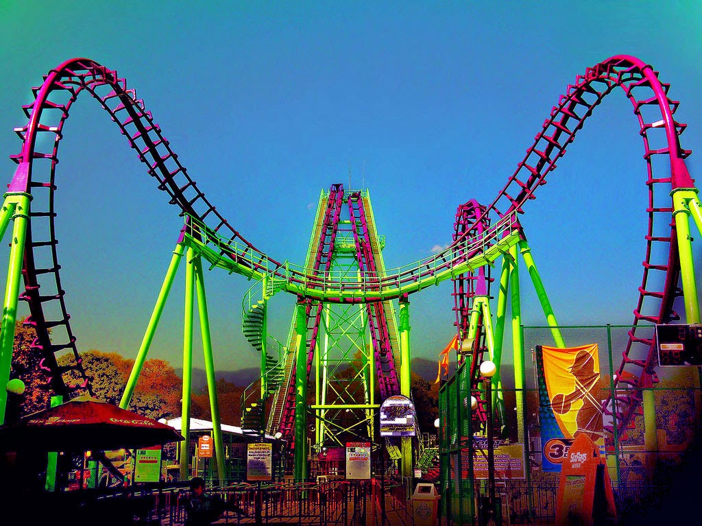 Boomerang Six Flags México