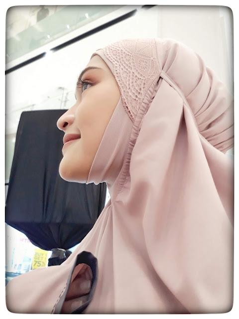 Mukena Siti Khatijah desain Harmoni