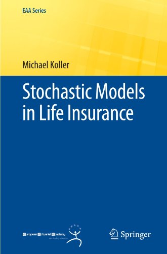 alt=Stochastic Models in Life Insurance by Michael Koller