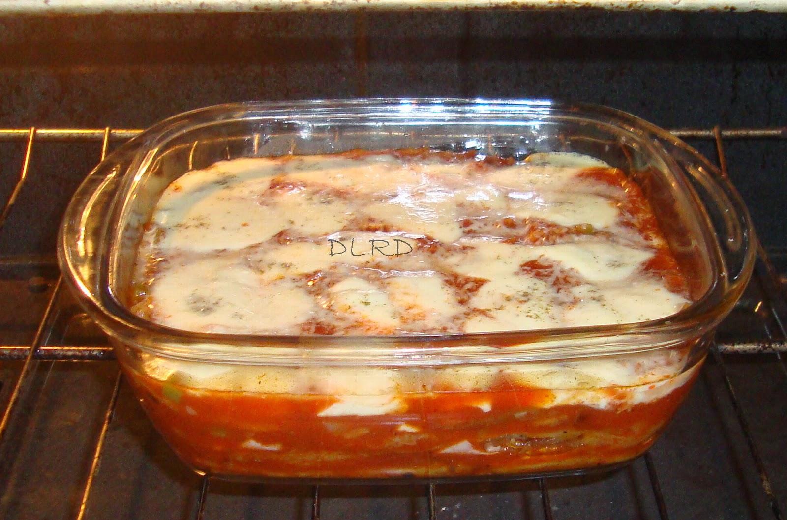 Receta de cocina: Berenjenas cuatro quesos : DESDE LA REPÚBLICA ...