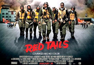 Red Tails - Big Black Hollywood Movie by George Lucas