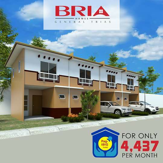 Low Cost Rental Homes: Low Cost Housing In The Philippines: BRIA Homes