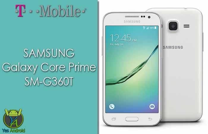 [Update] G360TUVU2AQD1 | T-Mobile Core Prime SM-G360T