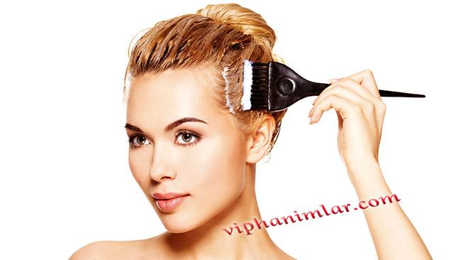Beyazlayan Saçları Doğal Boya Yöntemleri