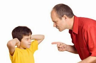 10 kesalahan orang tua dalam mendidik anaknya
