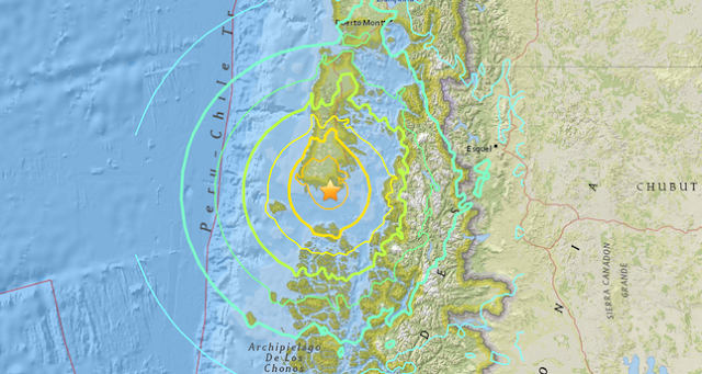 Chile Struck By 7.7 Magnitude Earthquake, Tsunami Warning Issued