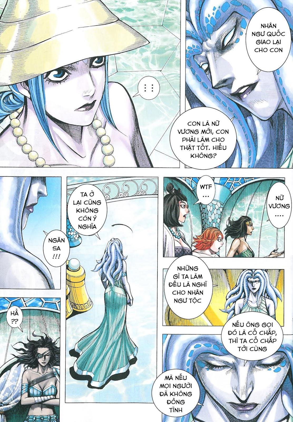 Tây Du chap 182 - Trang 10