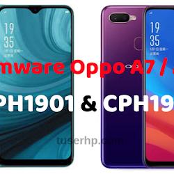 Firmware Oppo R15 Neo / AX5 CPH1851 - TUSERHP