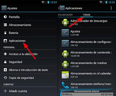 2. recomendaciones smartphone android