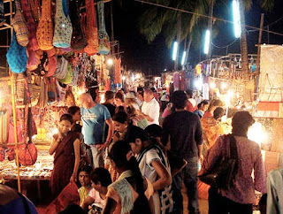 Night Markets for Shopaholics goa,how spend time in goa,best destinations of goa,tourist spot of goa