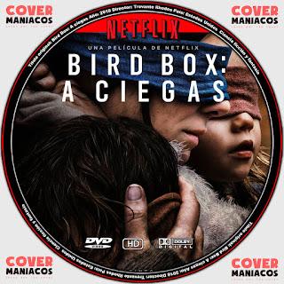 GALLETA A CIEGAS - BIRD BOX: A CIEGAS 2018 [COVER DVD]