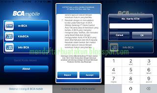Cara Daftar M Banking BCA Lewat Handphone