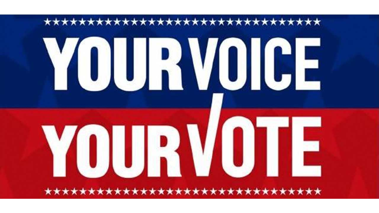 your vote is your voice 1 day ago  voting is your voice sept 22 • 10am-1pm • maine monument, columbus circle when we all vote, we create a better world rally with us for a chance to earn .