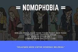 Nomophobia: Definisi, Ciri, Sebab, Dampak, dan Solusi