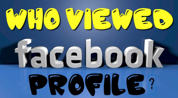 Can you see who views your facebook