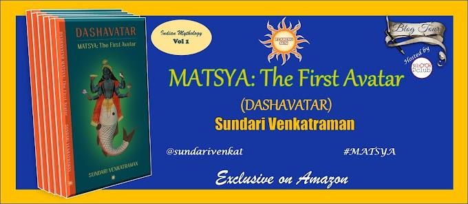 Blog Tour: Matsya by Sundari Venkatraman
