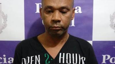 Homem é preso suspeito de matar companheira em Alagoinhas