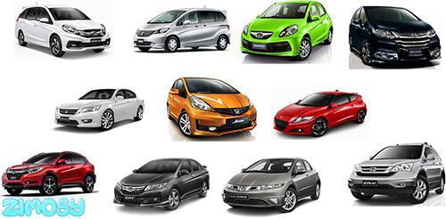 Gambar Mobil Honda Terbaru