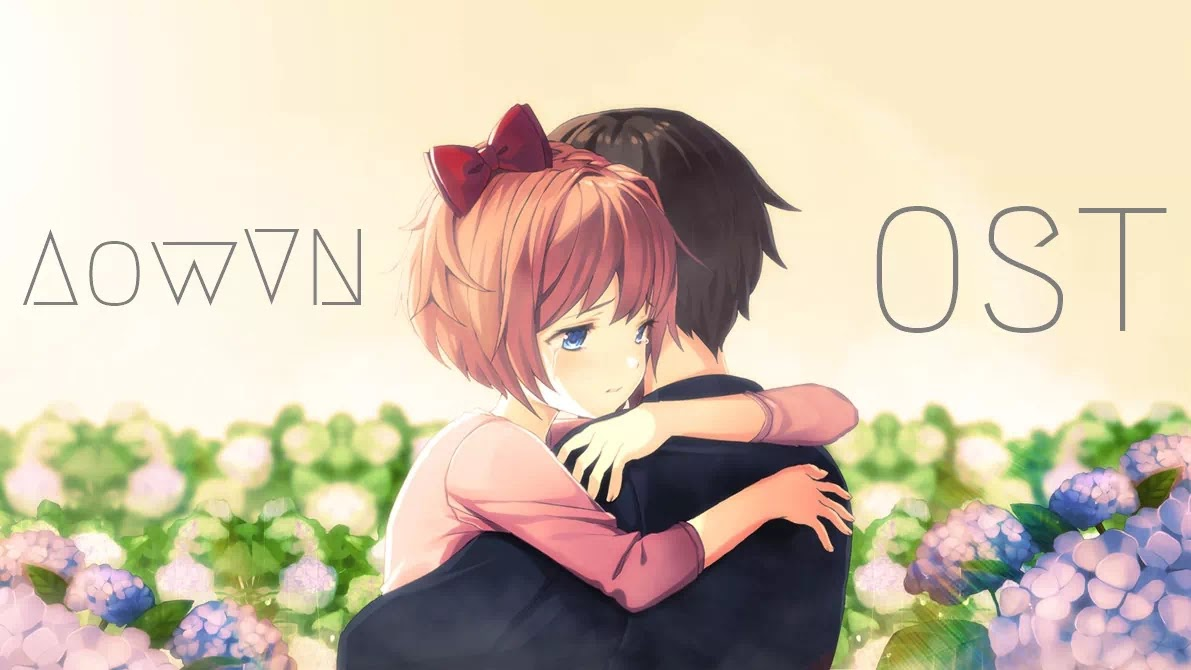 AowVN.org Doki Doki AowVN.org m%2B%25281%2529 - [ Nhạc Game ] Doki Doki Literature Club full OST + Lyric | Visual Novel