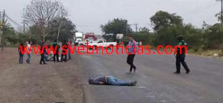 Persecucion y balacera deja dos ejecutados en Córdoba-Veracruz