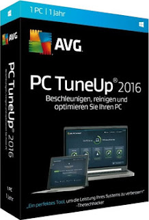 AVG PC TuneUp 2016 full