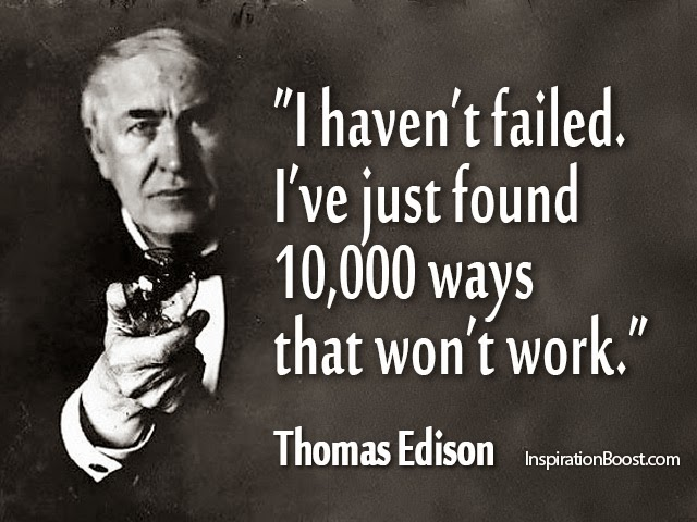Wise Motivational Photoquotes Wise And Famous Quotes Of Thomas Edison