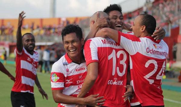 Waduh, Satu Pemain Asing Madura United Terancam Dicoret