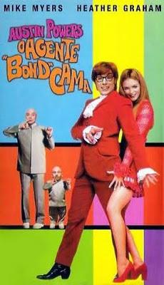 Austin Powers – O Agente Bond Cama Dublado HD
