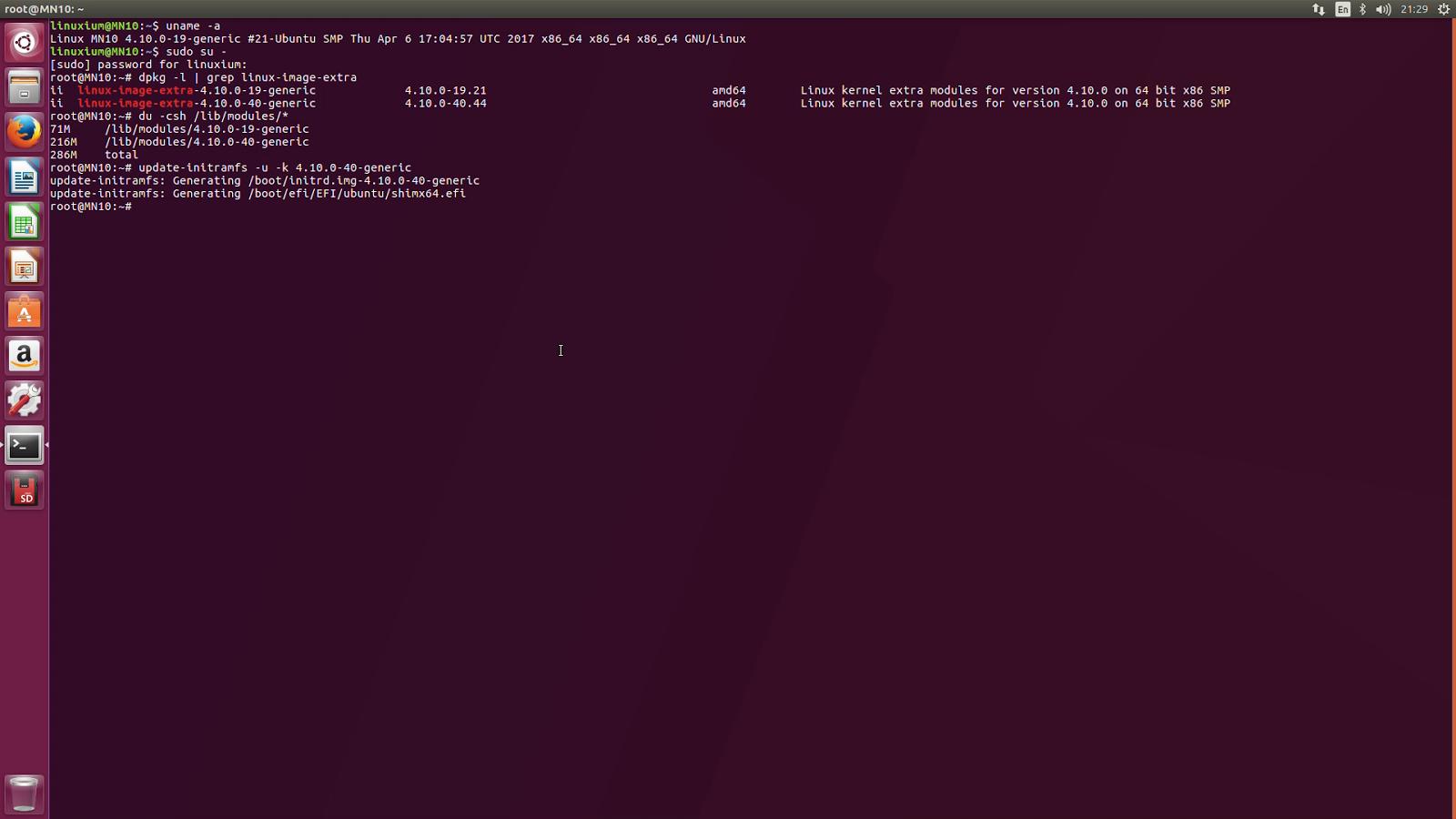 linuxium com au: Running and installing Ubuntu and Ubuntu flavours