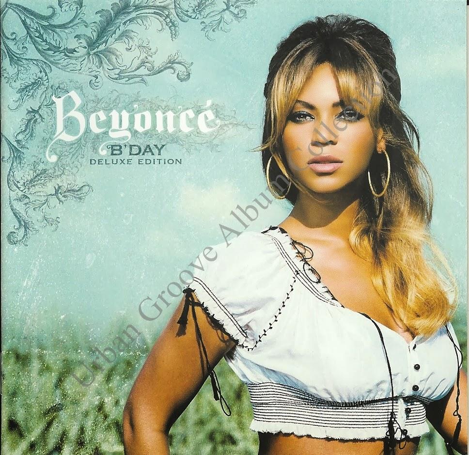 Beyoncé Deluxe Beyoncé: Beyoncé - B'Day (Deluxe Edition) (2008) R&B Female