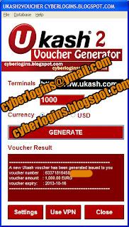 Cyber Logins Money Adder