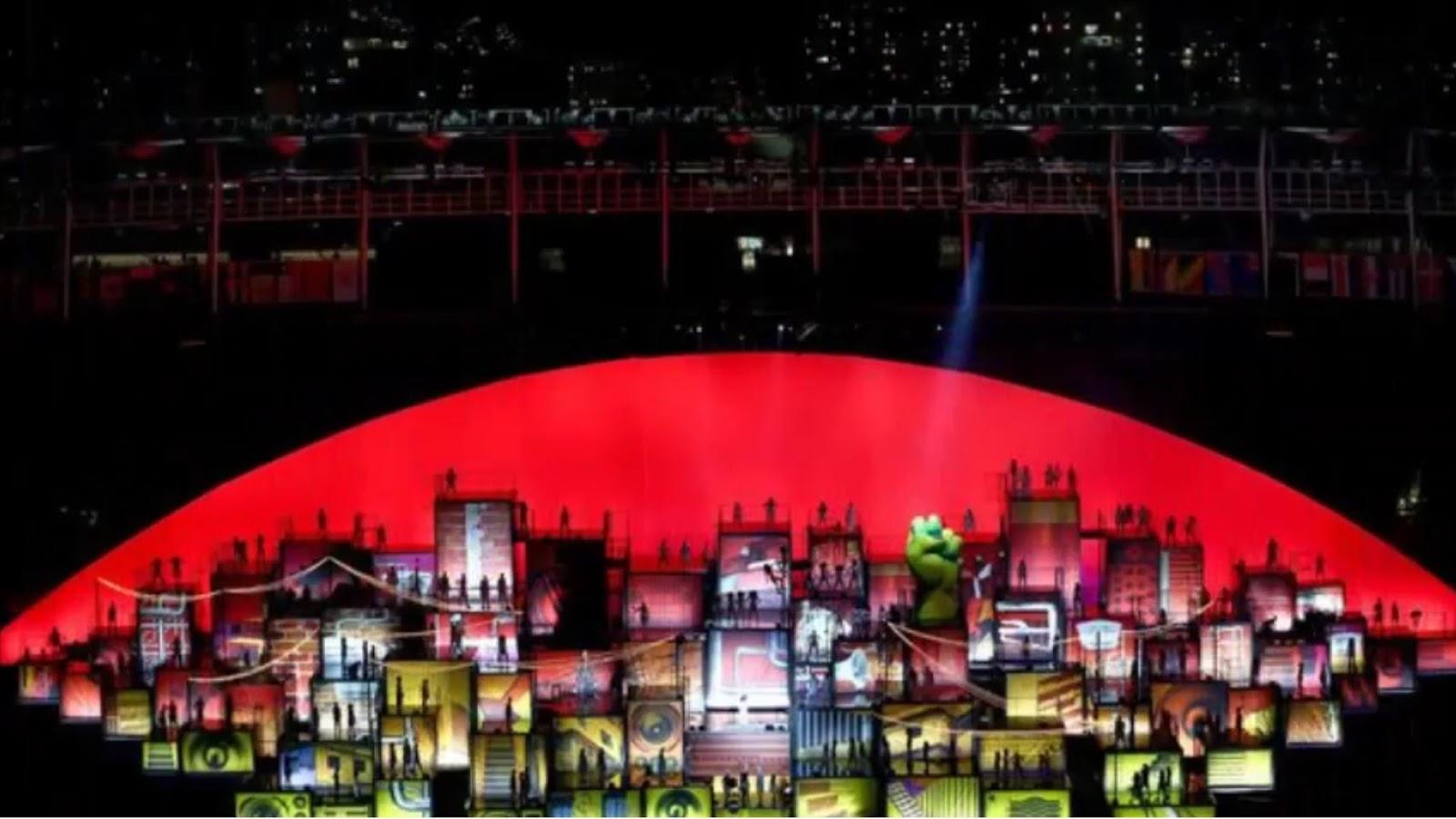 RIO OLYMPICS OPENING CEREMONY 9