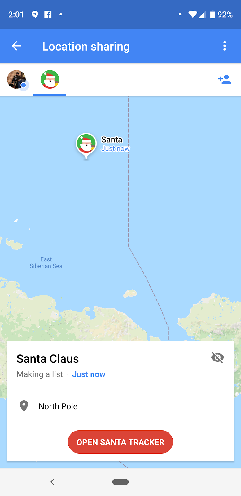 Get ready for Santa with Google Maps ~ Android Coliseum on santa tracker 2014, norad santa map tracker google, santa sleigh tracker, santa tracker live radar, christmas google, santa tracker satellite, santa in-flight, santa on google earth, santa tracker 2010 google earth, santa tracker 2013 live, easter bunny tracker google, santa on harley google, santa letters, monkey nail designs google, santa sleigh and stars,