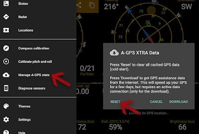 Cara Mengatasi GPS Signal Not Found Pokemon Go Android