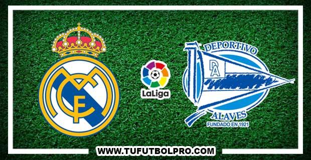 Ver Real Madrid vs Alavés EN VIVO Por Internet Hoy 2 de Abril 2017