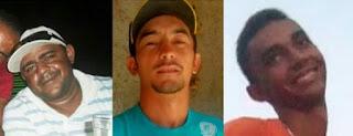 Tragédia deixa três pessoas mortas no interior do Rio Grande do Norte